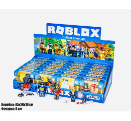 Герои ROBLOX BLUEBOX (24 шт)